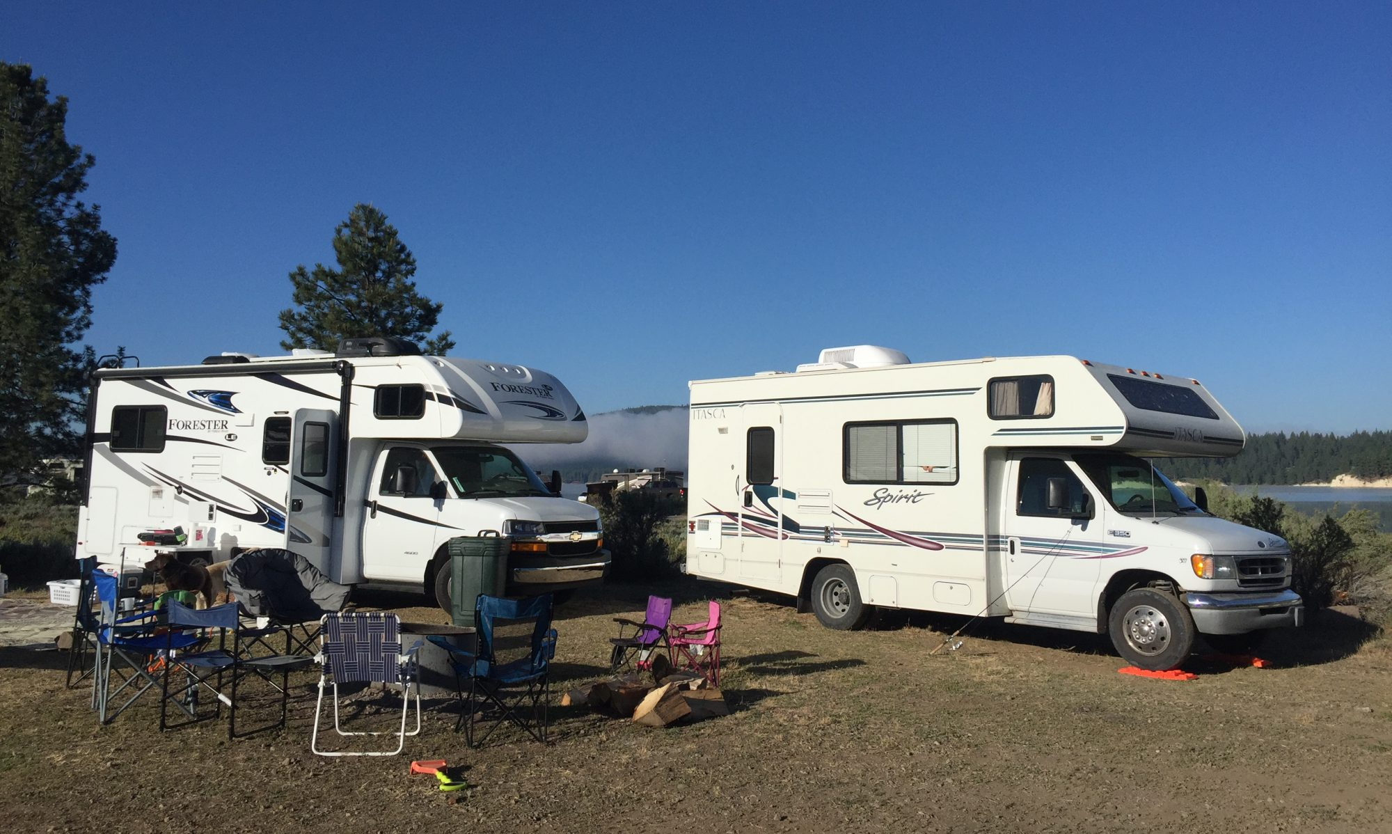 Where to dump tanks and get LP gas near Truckee? - Truckee RV